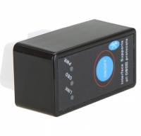 ELM327 Super Mini Bluetooth v1.5 / v2.1 адаптер автосканер OBD2 с кнопкой включения
