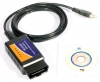 ELM327 FTDI FT232 USB полноценная v1.5 адаптер автосканер OBD2